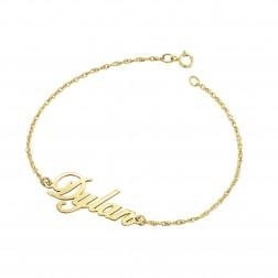 Script Name Bracelet (14x32mm)