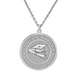 Graduation Charm Pendant 20mm