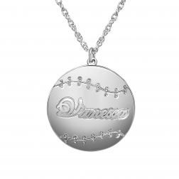 Your Baseball Pendant 21mm