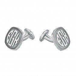 Cushion Original Monogram Cufflinks 18mm 87990