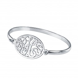 Classic Monogram Bangle 22x30mm