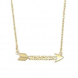 Cupid's Arrow Necklace 5x32mm