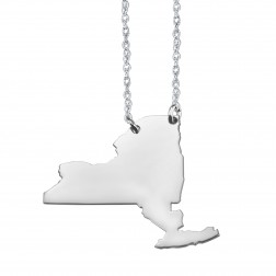 Home Sweet Home State Necklace 26mm