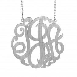 Fashionably Large Monogram (64mm)