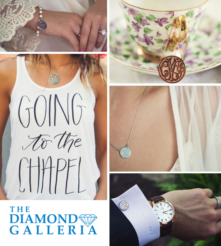 Diamond Galleria Wedding Look Book